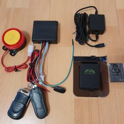GSM-GPS ALARM ZA MOTOR S...