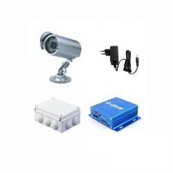 Mini zunanji video nadzor-...