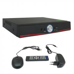 DVR snemalnik 4 kanalni