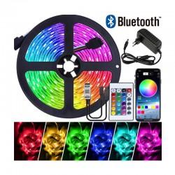 BLUETOOTH LED TRAK RGB 5M 2835