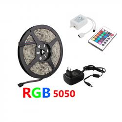 RGB LED TRAK 60led/m, 5M...