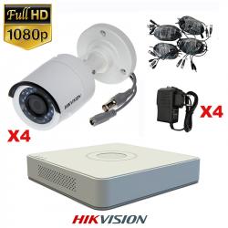 Hikvision kit 1- VIDEO...