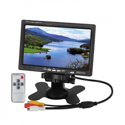 LCD MONITOR 7, KAMERA ZA...