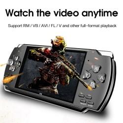 X6 IGRALNA KONZOLA 8GB PSP...